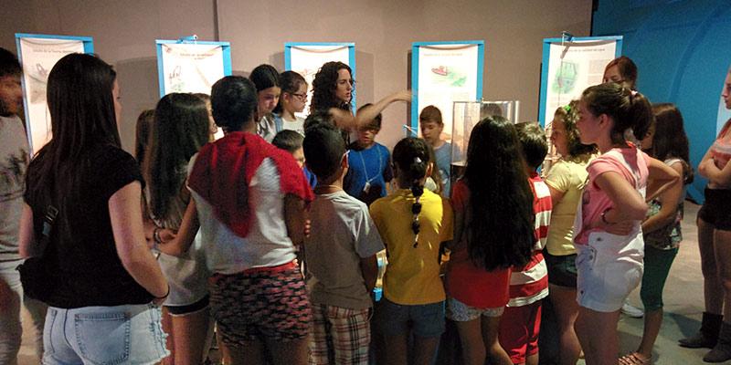 Talleres de Verano en Itsasmuseum